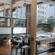 fire windows for restaurants