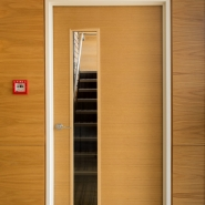 office fire door